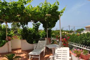 Villa Margherita, Holiday homes  Capo Vaticano - big - 15