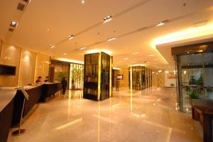 Chengdu Essen International Hotel, Отели  Чэнду - big - 11