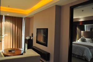 Chengdu Essen International Hotel, Отели  Чэнду - big - 3