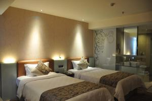 Chengdu Essen International Hotel, Отели  Чэнду - big - 5