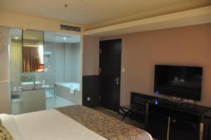 Chengdu Essen International Hotel, Отели  Чэнду - big - 25