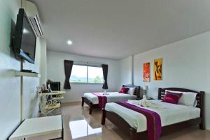 Phet Cha-am Plaza and Resort, Resorts  Cha Am - big - 47