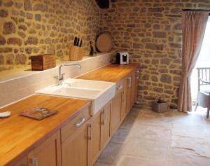 La Cachette, Dovolenkové domy  Ernée - big - 5