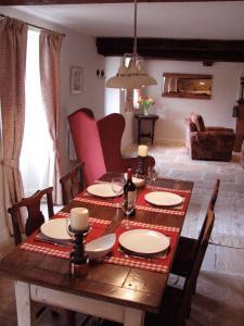 La Cachette, Holiday homes  Ernée - big - 7
