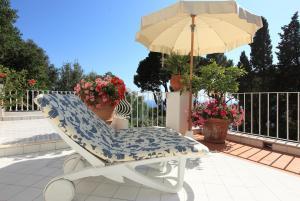 Hotel Villa Brunella, Hotels  Capri - big - 16