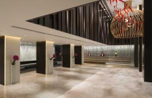 Gateway Hotel, Marco Polo, Hotels  Hongkong - big - 12