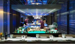 Gateway Hotel, Marco Polo, Hotels  Hongkong - big - 16