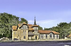 약트슐로스 후베르투스 (Gasthof Schloss Hubertus)