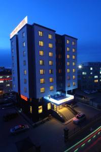 プラチナム ホテル