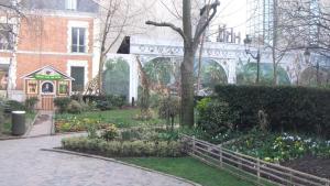 Appartement Porte Champerret