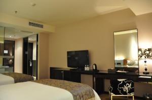 Chengdu Essen International Hotel, Отели  Чэнду - big - 7