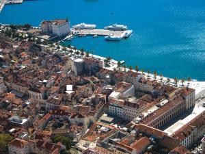 Splitska Perla City Centre Luxury Rooms