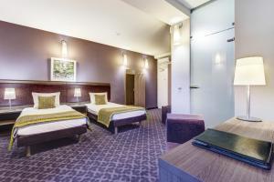 Hotel Metropol, Hotels  Warschau - big - 8