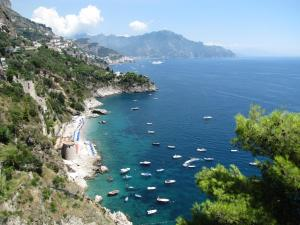 Smeštaj Conca dei Marini | LIMBA