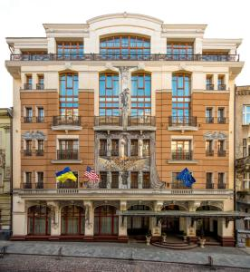 Отель Нобилис, Львов