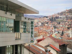 Сараево - Hotel Bistrik