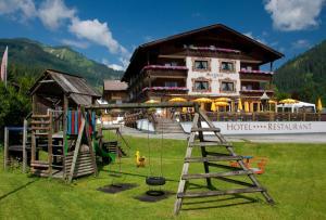 Hotel Bergland - Lermoos