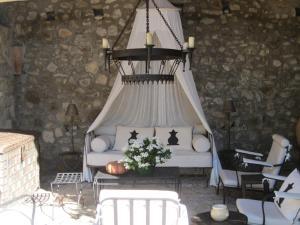 Can Serola, Hotel  Sales del Llierca - big - 32