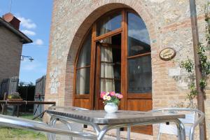 Casa Di Campagna In Toscana, Загородные дома  Совичилле - big - 6