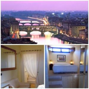 Florence Beautiful Penthouse-Suite