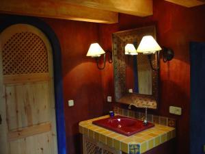 Can Serola, Hotel  Sales del Llierca - big - 24