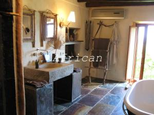 Can Serola, Hotel  Sales del Llierca - big - 29