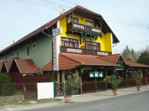 obrázek - Hotel Napsugár