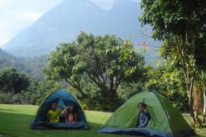 Magnificent Mountain View Retreat, Nyaralók  Csiangdau - big - 4