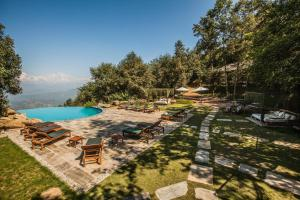 Катманду - Dwarika's Resort - Dhulikhel