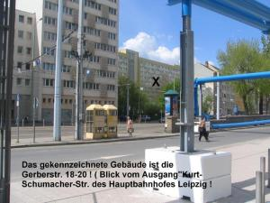 FeWo Leipzig City
