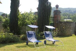 B&B Villa La Luna, Bed & Breakfasts  Troghi - big - 12
