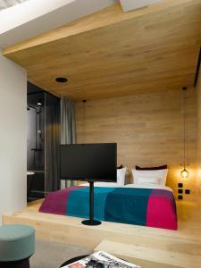 Executive Doppelzimmer mit Stadtblick