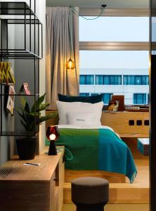Стандартный двухместный номер с 2 отдельными кроватями и видом на город