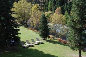 Chesa La Furia, Ferienwohnungen  Pontresina - big - 4