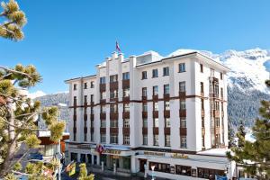 Schweizerhof Swiss Quality Hotel - St. Moritz