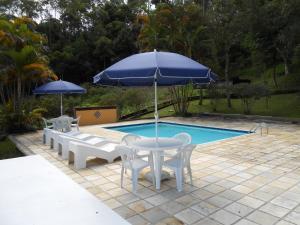 Pousada Solar dos Vieiras, Гостевые дома  Juiz de Fora - big - 38