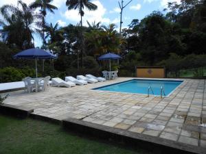 Pousada Solar dos Vieiras, Гостевые дома  Juiz de Fora - big - 36