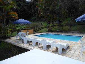 Pousada Solar dos Vieiras, Гостевые дома  Juiz de Fora - big - 35