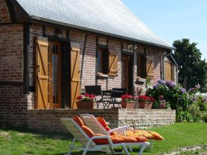 L'Etape Normande, Bed and breakfasts  Montroty - big - 1