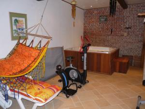 L'Etape Normande, Bed & Breakfast  Montroty - big - 28