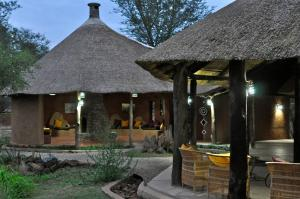 Munga Eco-Lodge, Kunyhók  Livingstone - big - 1