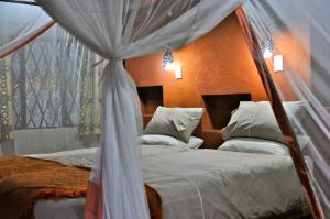 Munga Eco-Lodge, Kunyhók  Livingstone - big - 4