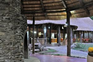 Munga Eco-Lodge, Лоджи  Ливингстон - big - 18