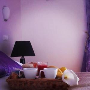 B&B Zahir, Bed & Breakfasts  Castro di Lecce - big - 64