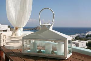 Villa Meliti, Aparthotels  Platis Yialos Mykonos - big - 61