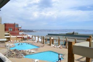 Ocean view Apartment in Viña del Mar