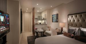 Joy~Nostalg Hotel & Suites Manila Managed by AccorHotels, Apartmanhotelek  Manila - big - 12