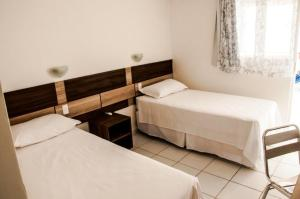 Hotel Ouro Negro, Hotely  Guamaré - big - 3