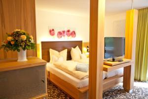 Hotel und Appartementhof Waldeck, Hotels  Bad Füssing - big - 6