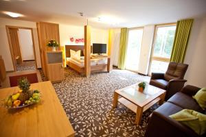 Hotel und Appartementhof Waldeck, Hotels  Bad Füssing - big - 11
